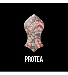 Press Pin Protea