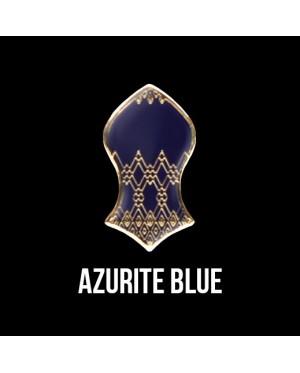 Press Pin Azurite Blue