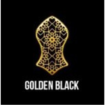 Press Pin Golden Black