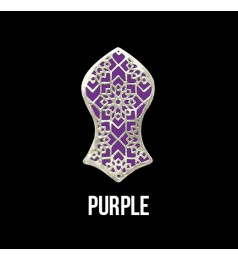 Press Pin Purple
