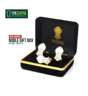 Noble Box Pearl White