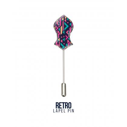 Lapel Pin Retro