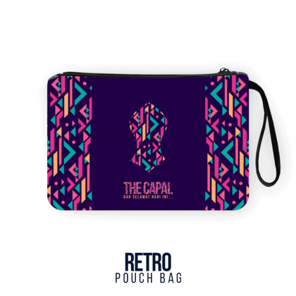 Pouch Bag Retro