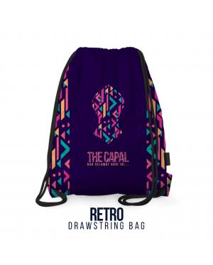 Drawstring Bag Retro