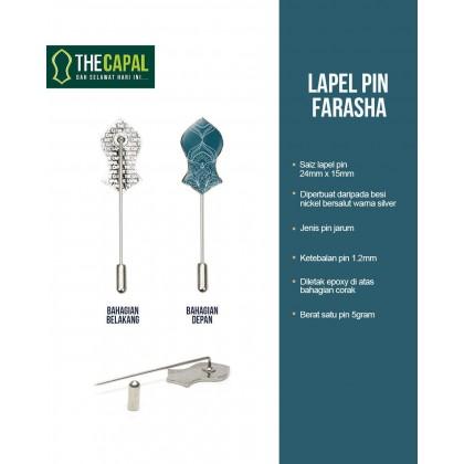 Lapel Pin Farasha