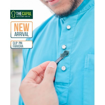 Clip Pin Farasha