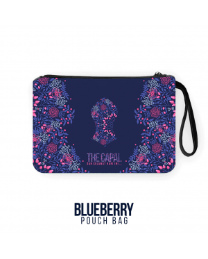 Pouch Bag Blueberry