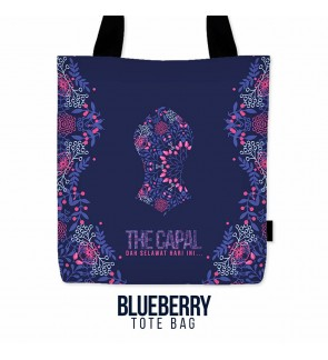 Tote Bag Blueberry