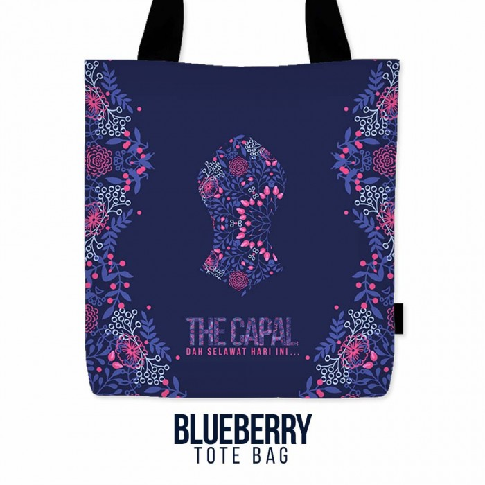98afc023dfd Tote Bag Blueberry