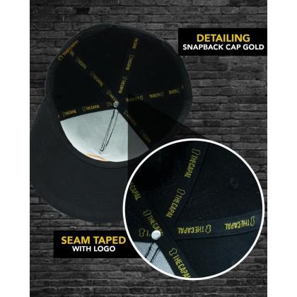 Snapback Cap Gold Premium Edition The Capal