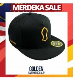 Snapback Cap Gold Premium Edition