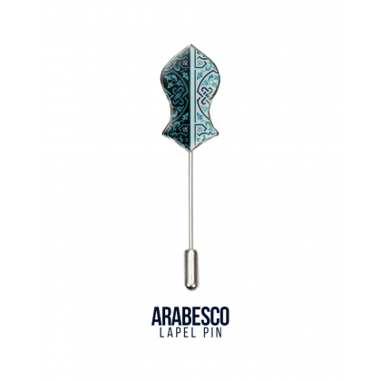 Lapel Pin Arabesco