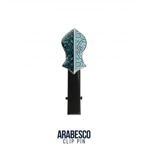 Clip Pin Arabesco