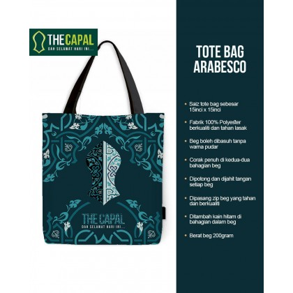 Tote Bag Arabesco