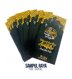 30 pcs Sampul Raya The Capal 2019