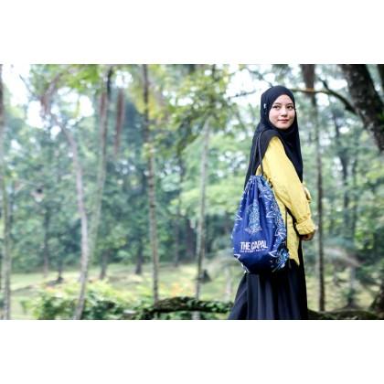 Drawstring Bag Iris