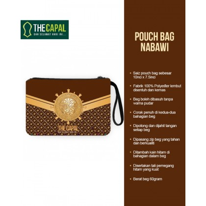 Combo Sling + Pouch Bag Nabawi