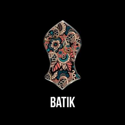 Press Pin Batik