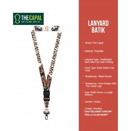 Batik Poly Lanyard