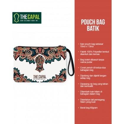 Pouch Bag Batik