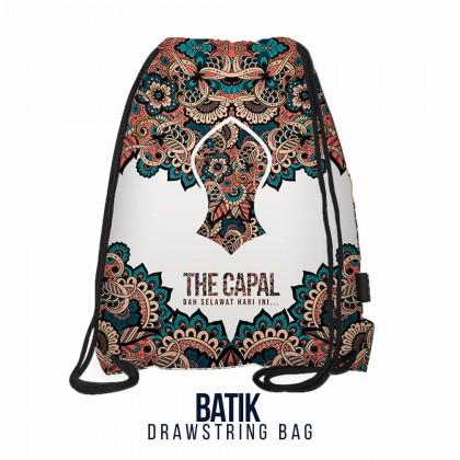 Drawstring Bag Batik