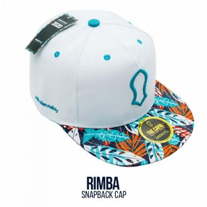Snapback Cap Rimba The Capal Edition 2020 - White