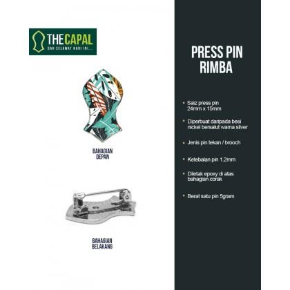 Press Pin Rimba