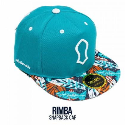 Snapback Cap Rimba The Capal Edition 2020 - Turquiose