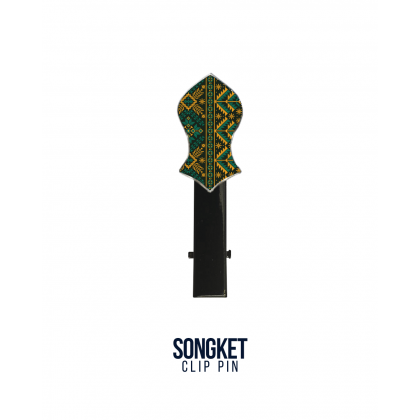 Clip Pin Songket 2021