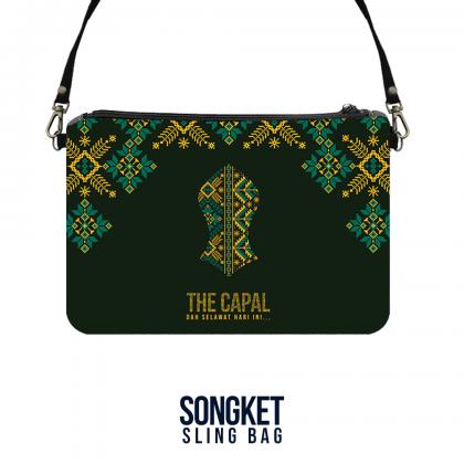 Sling Bag Songket 2021
