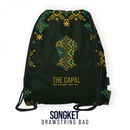 Drawstring Bag Songket 2021
