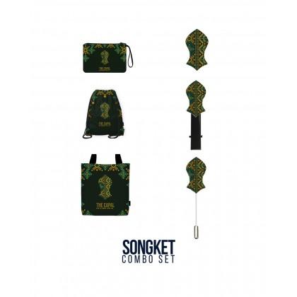 Songket 2021 Combo Set
