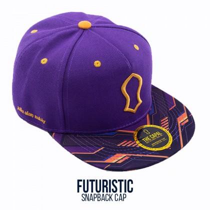 Snapback Cap Futuristic (Raya Edition 2021)