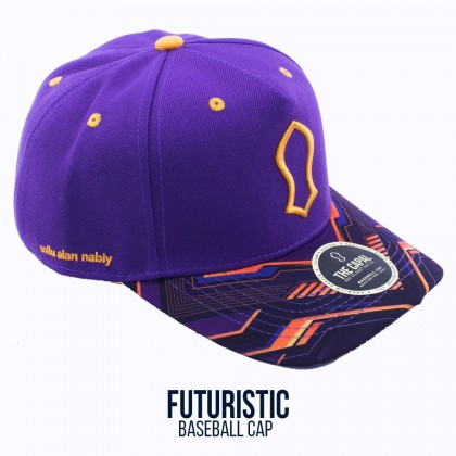 Baseball Cap Futuristic 2021 Raya Edition